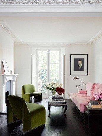 Arte y libros para una casa elegante y creativa