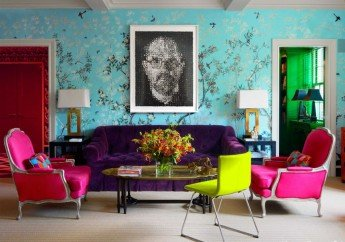 Combinaciones de colores sorprendentes que quedan perfectas