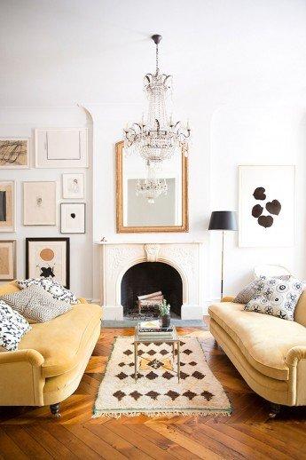 Cómo decorar la sala de estar con estilo