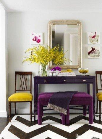 Apuntes sobre el color del año 2018: Ultra Violet