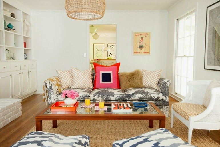 Cómo renovar tu salón con un toque EcoChic