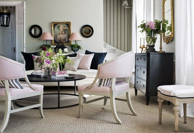Cómo decorar con el estilo vintage más refinado y coqueto