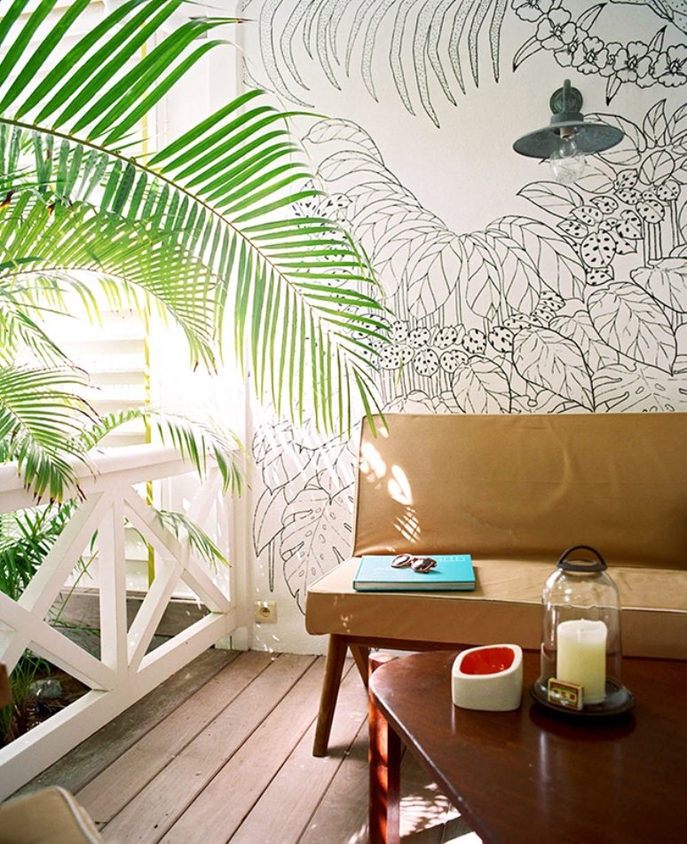 Vámonos al paraíso: Villa La Banane en Saint Barthelemy