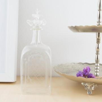Botella de tocador veneciana