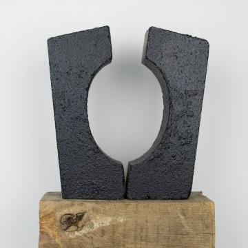 Escultura de Cèlia Izquierdo, La sombra del espejo