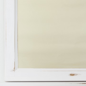 Espejo para baño a partir de ventana