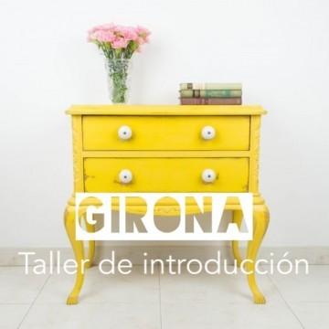 Girona: Introducción a la transformación y reciclaje de muebles