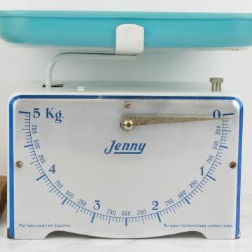 Báscula metálica Jenny