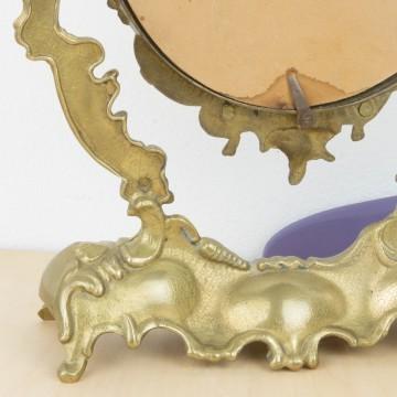 Espejo para tocador estilo barroco