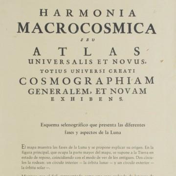 Harmonia Macrocosmica Fases de la Luna