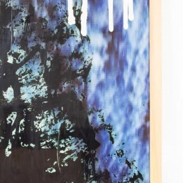 Pintura abstracta, Adentrarse, 2009