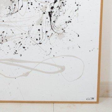 El abismo del deseo, pintura original de Cèlia Izquierdo