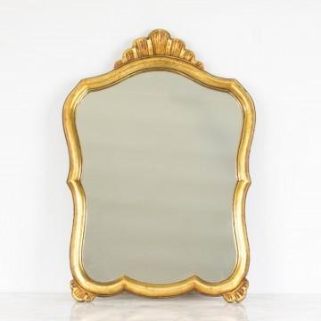 Espejo cornucopia francesa