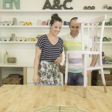 Taller online: cómo transformar un mueble antiguo desde cero
