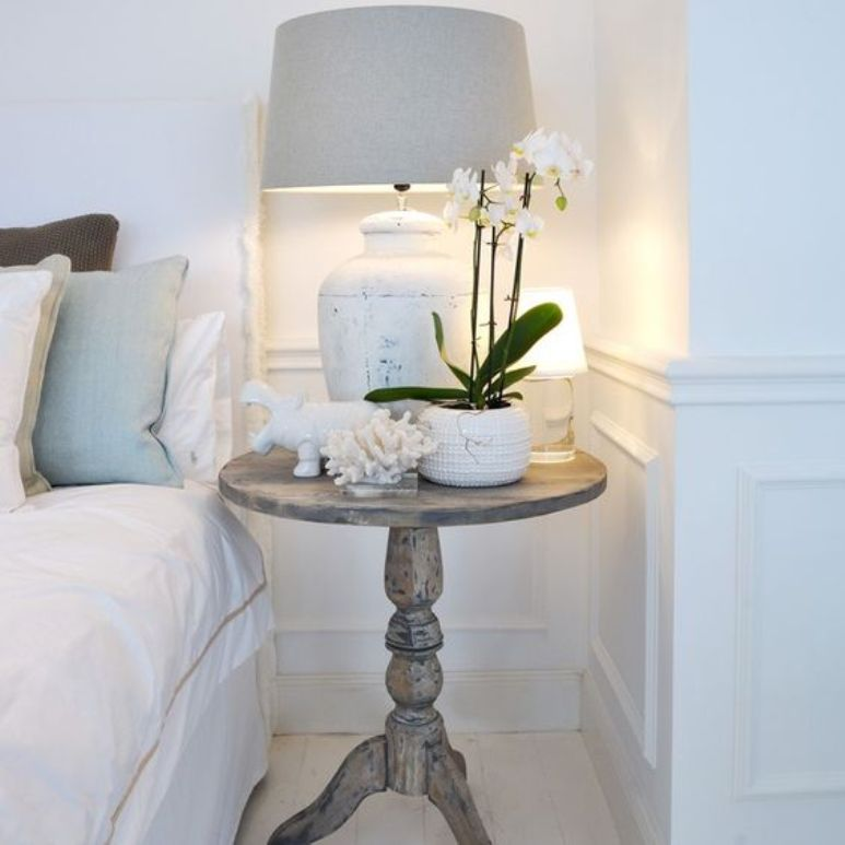 Decorar La Mesita De Noche Con Estilo Get The Look