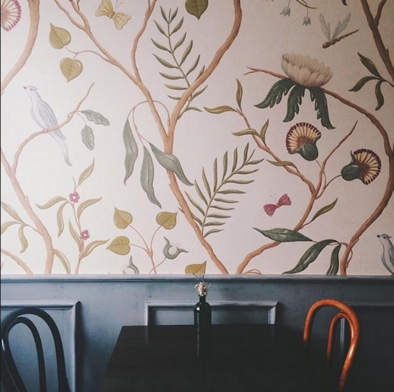Atr vete a dibujar en tus paredes get the look for Encerrado en 4 paredes