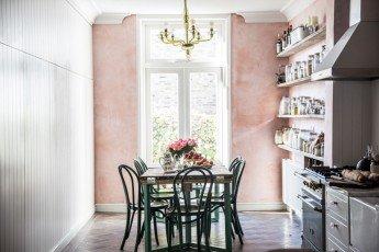 Un apartamento alrededor de una cocina