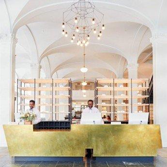 El Quirk Hotel: refinado y femenino
