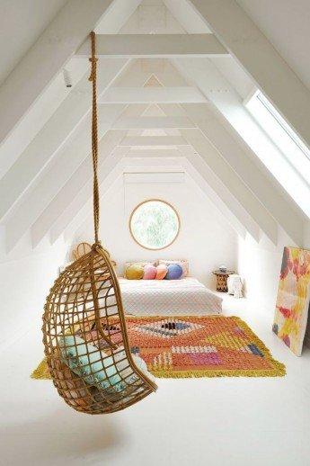 Esta pequeña casa playera nos hace sonreír...