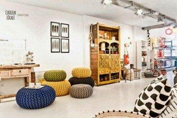 Couleur Locale, una tienda llena de tesoros y de color