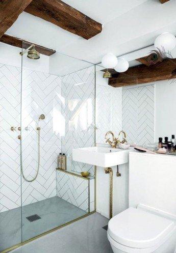 Ideas para elegir la mampara según el estilo de tu baño