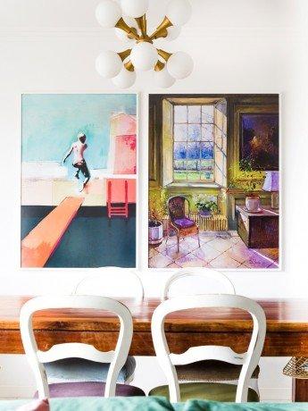 Cómo decorar las paredes rápido y fácil
