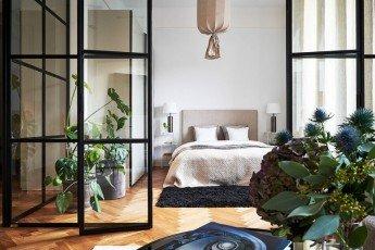 Un mini-piso con mucho estilo en Estocolmo