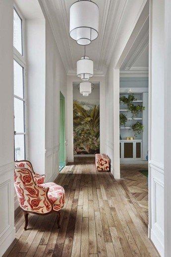 Un elegante piso en París