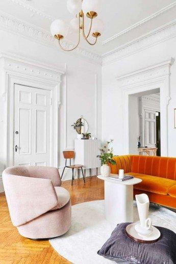El nuevo estilo minimalista: más alegre y cálido