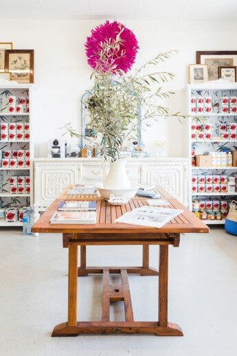 Taller Tour: cambios en nuestro taller de decoración