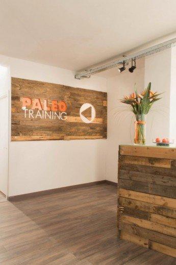 Proyecto de interiorismo: PaleoTraining Girona