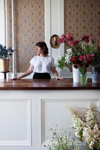 Una floristería de NYC que es una delicia