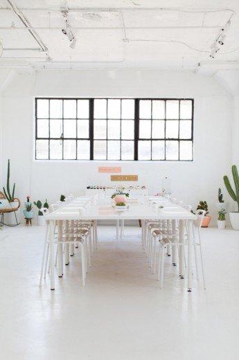 Un estudio ideal para hacer talleres de DIY