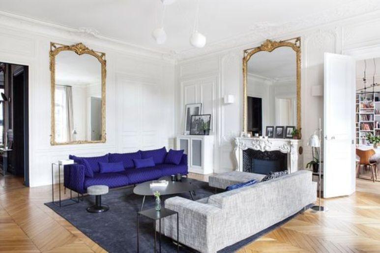 Cmo decorar la sala de estar con estilo Get the Look