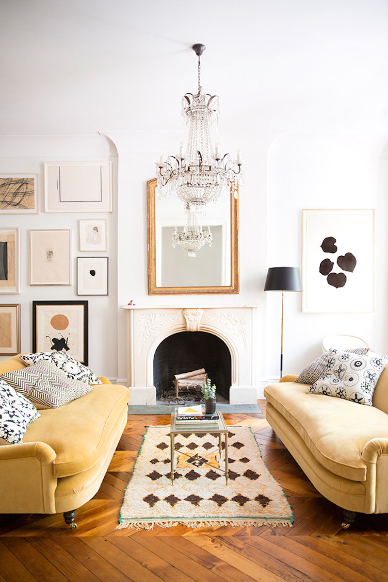C mo decorar la sala de estar con estilo get the look - Decorar con estilo ...