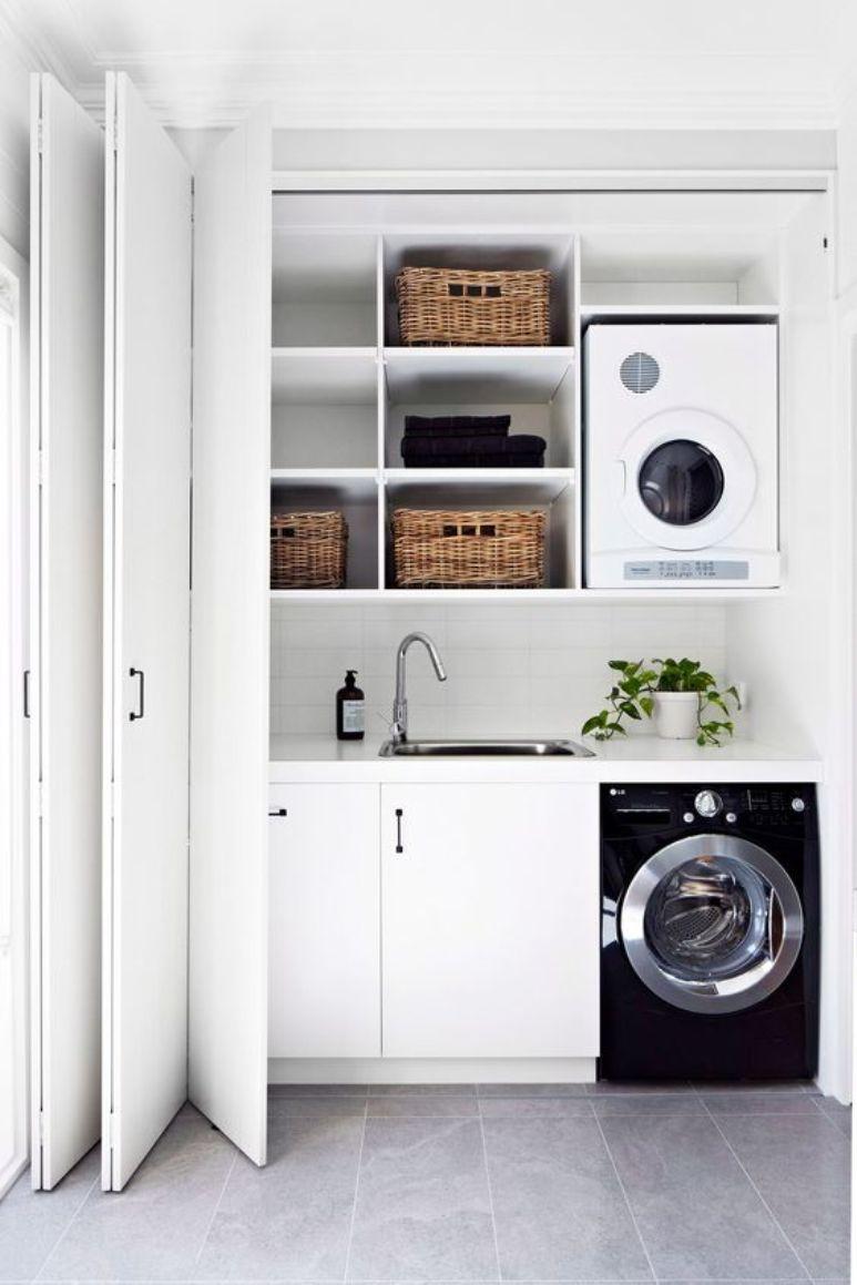 8 ideas para decorar tu lavadero o cuarto de lavado | Get the Look