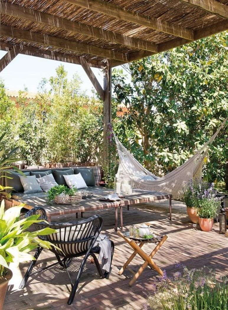 20 Ideas Para Decorar Tu Terraza O Patio Get The Look