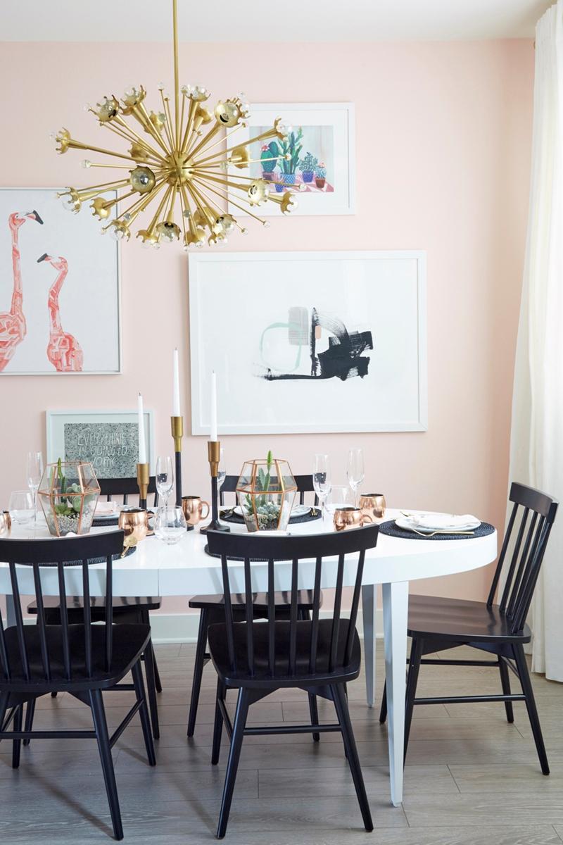 Las 5 reglas para decorar tu comedor correctamente | Get the ...