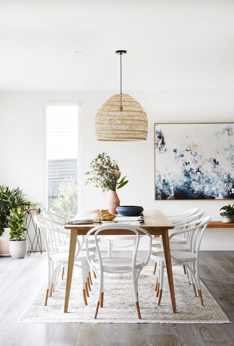 Las 5 reglas para decorar tu comedor correctamente | Get the Look