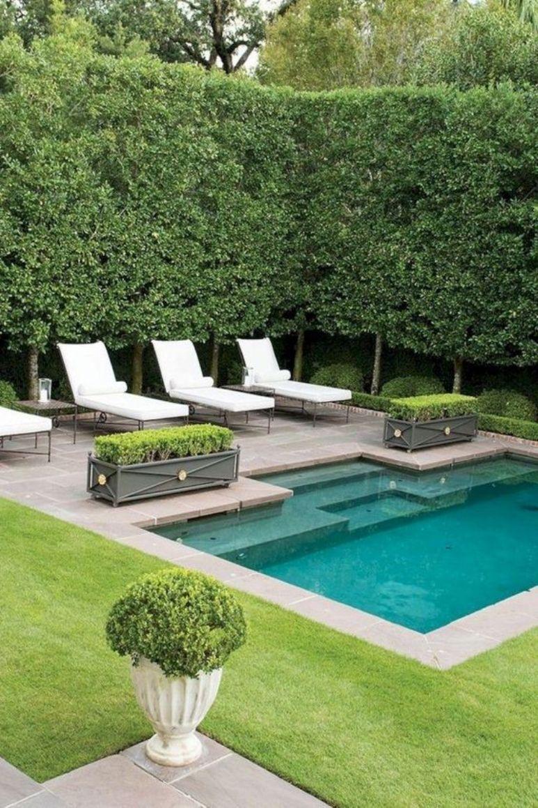 25 Ideas Para Tener Una Piscina En Patios Y Jardines Pequenos