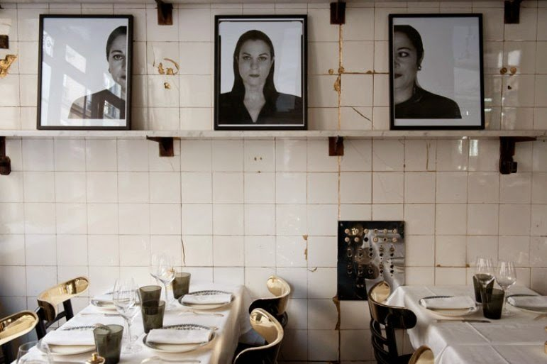 Cuando las imperfecciones se vuelven oro... Un restaurante argentino en París