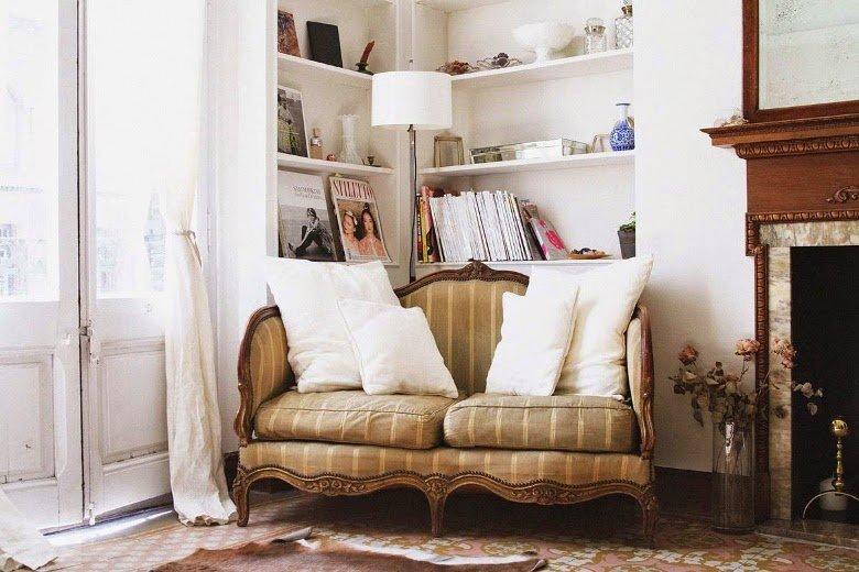 El estudio de Wilhelmina García