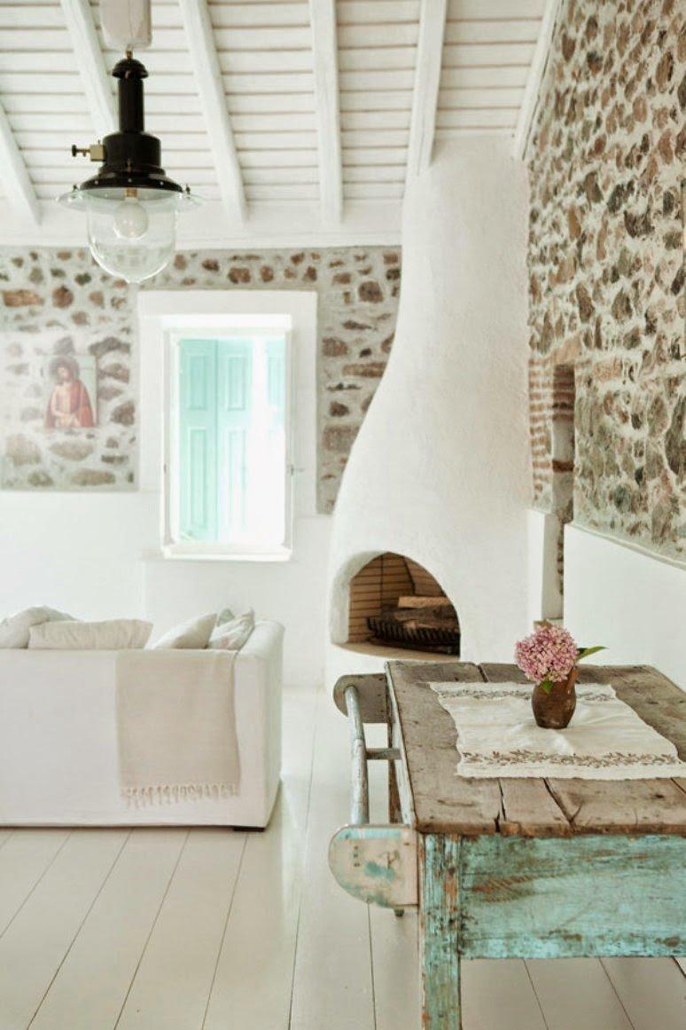 Encontrar la serenidad en Grecia