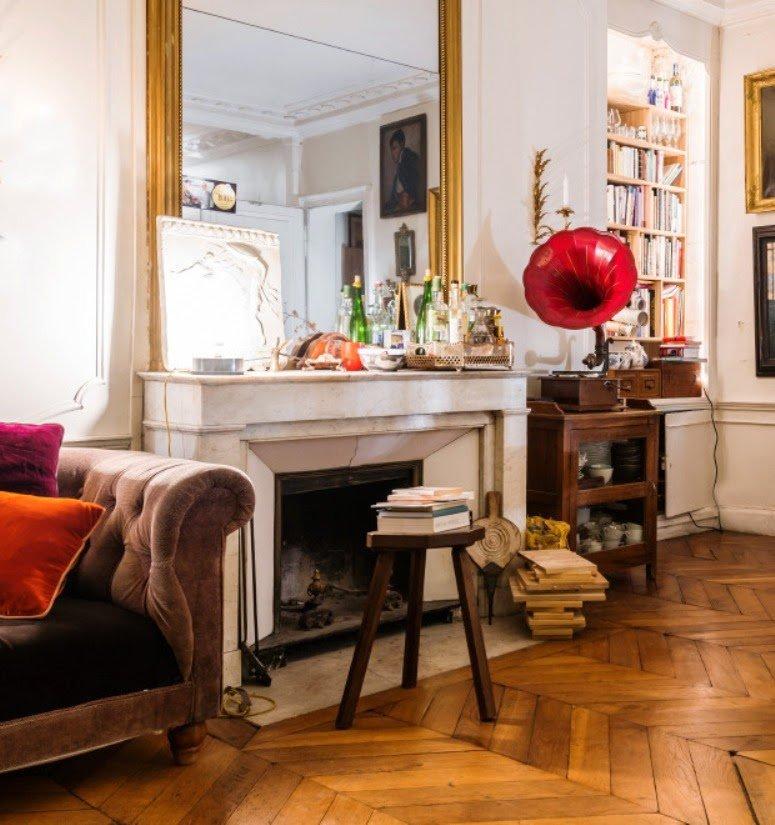 Un pequeño loft en París