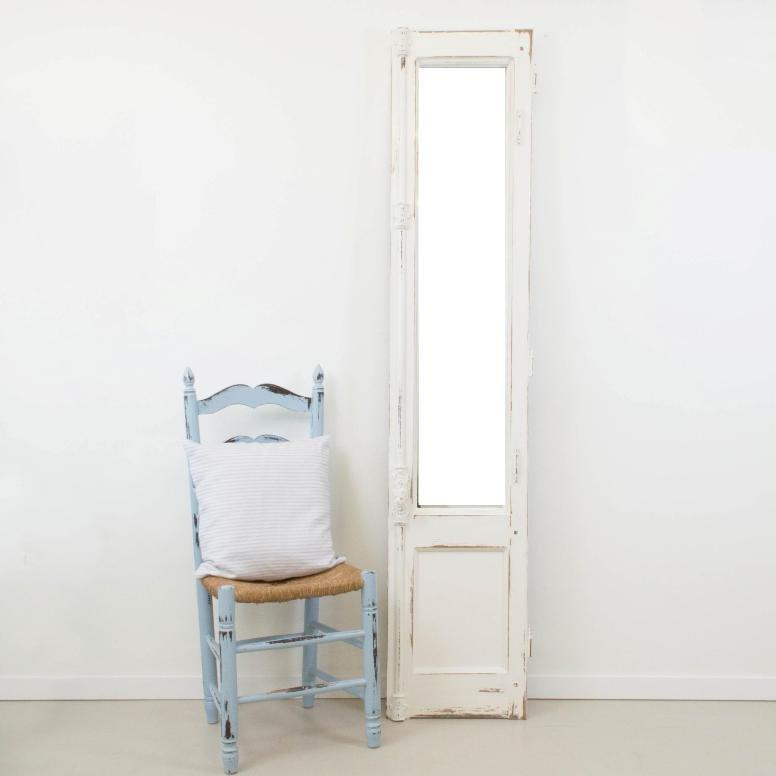 Cómo hacer un espejo a partir de una puerta balconera o ventana