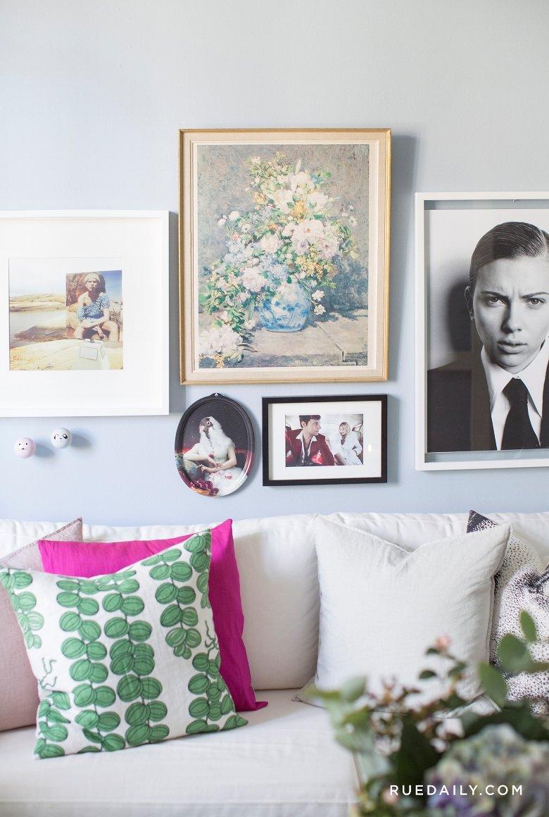 Un apartamento noruego soleado y suave