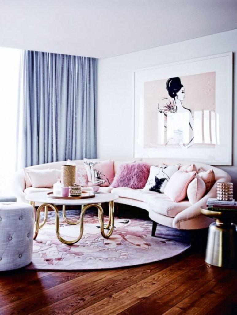 Un apartamento diseñado por Megan Hess