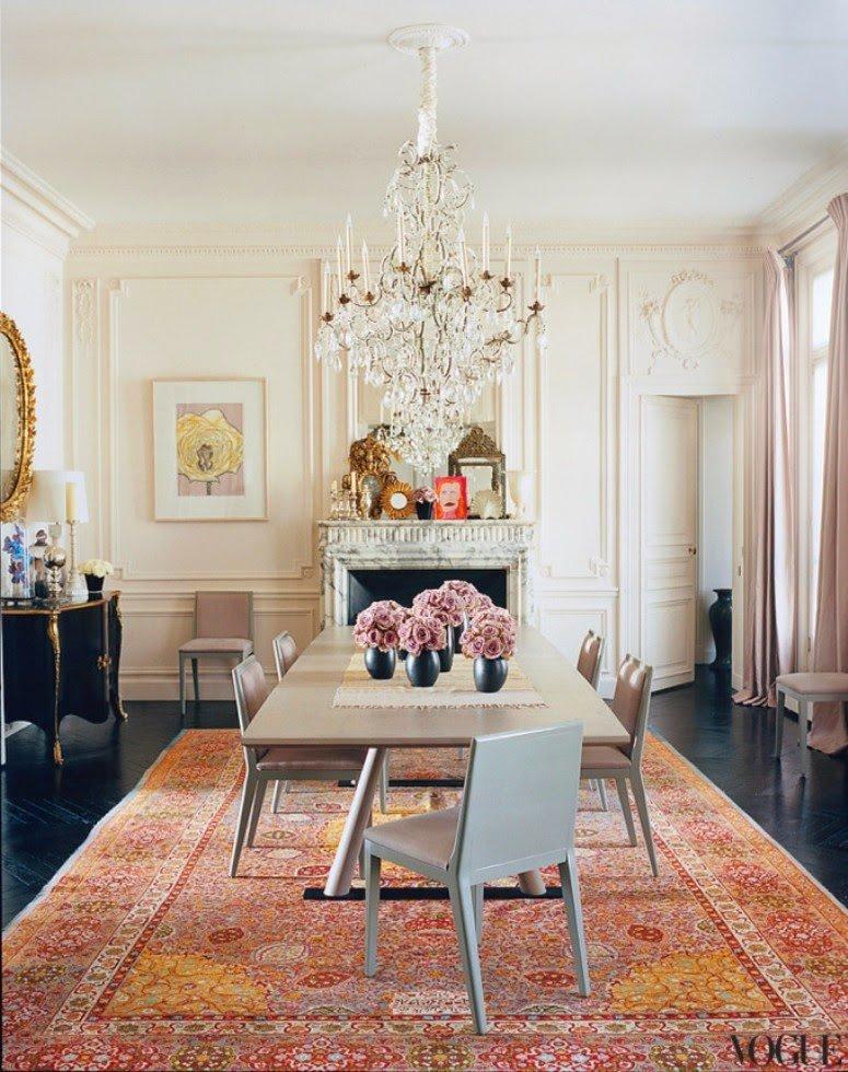 Un apartamento en París sereno y delicado