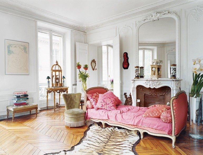 Un magnífico apartamento en París
