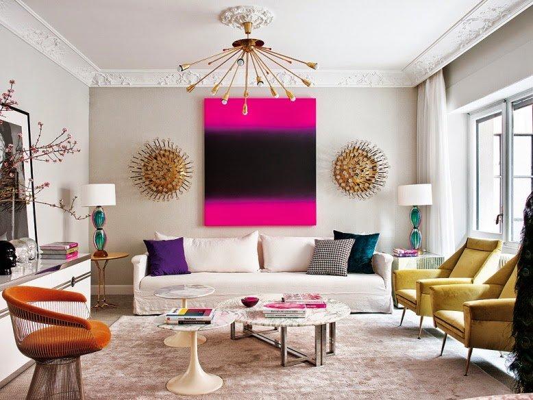 Elegancia y glamour en rosa